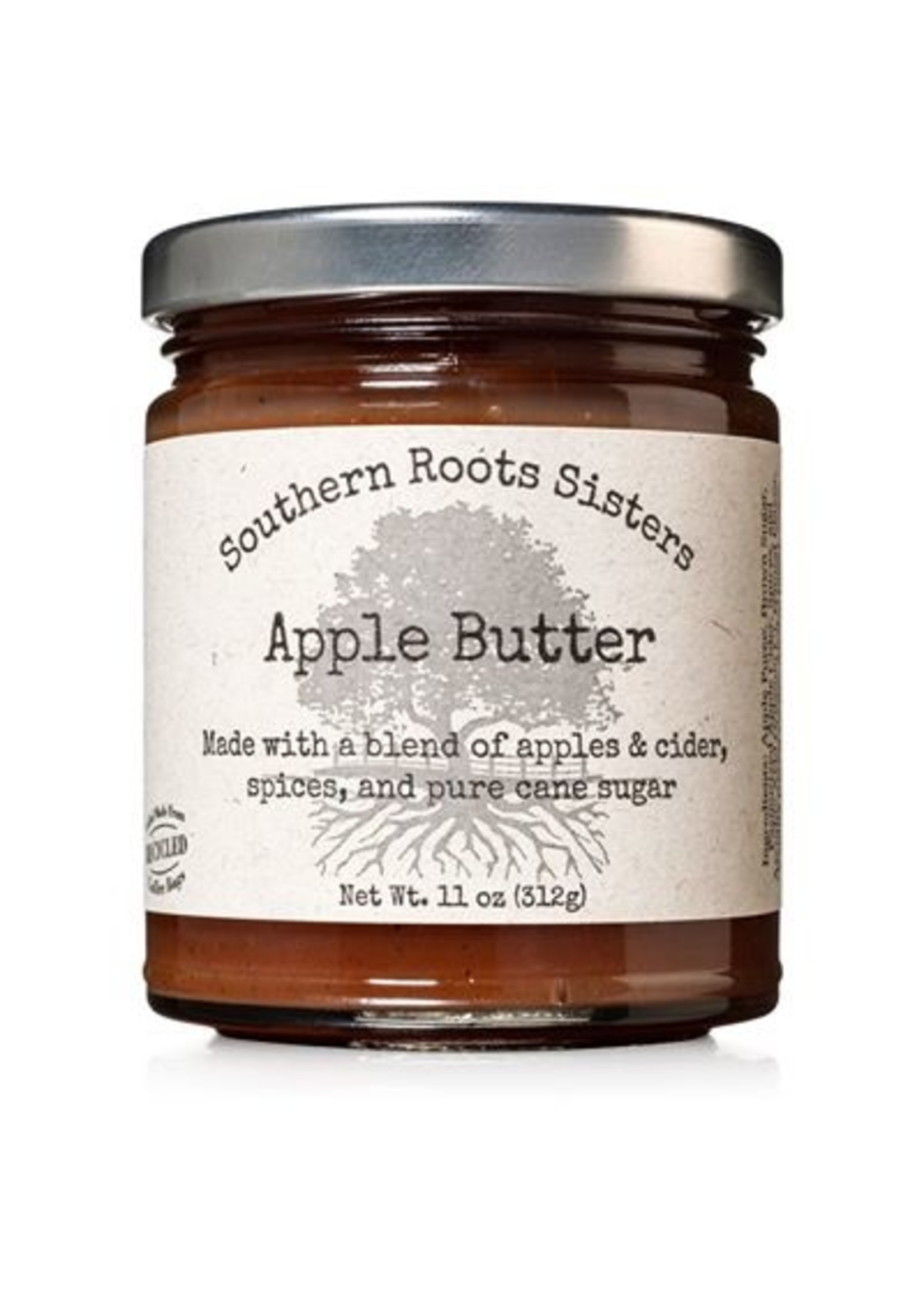 Southern Roots Sisters Apple Butter