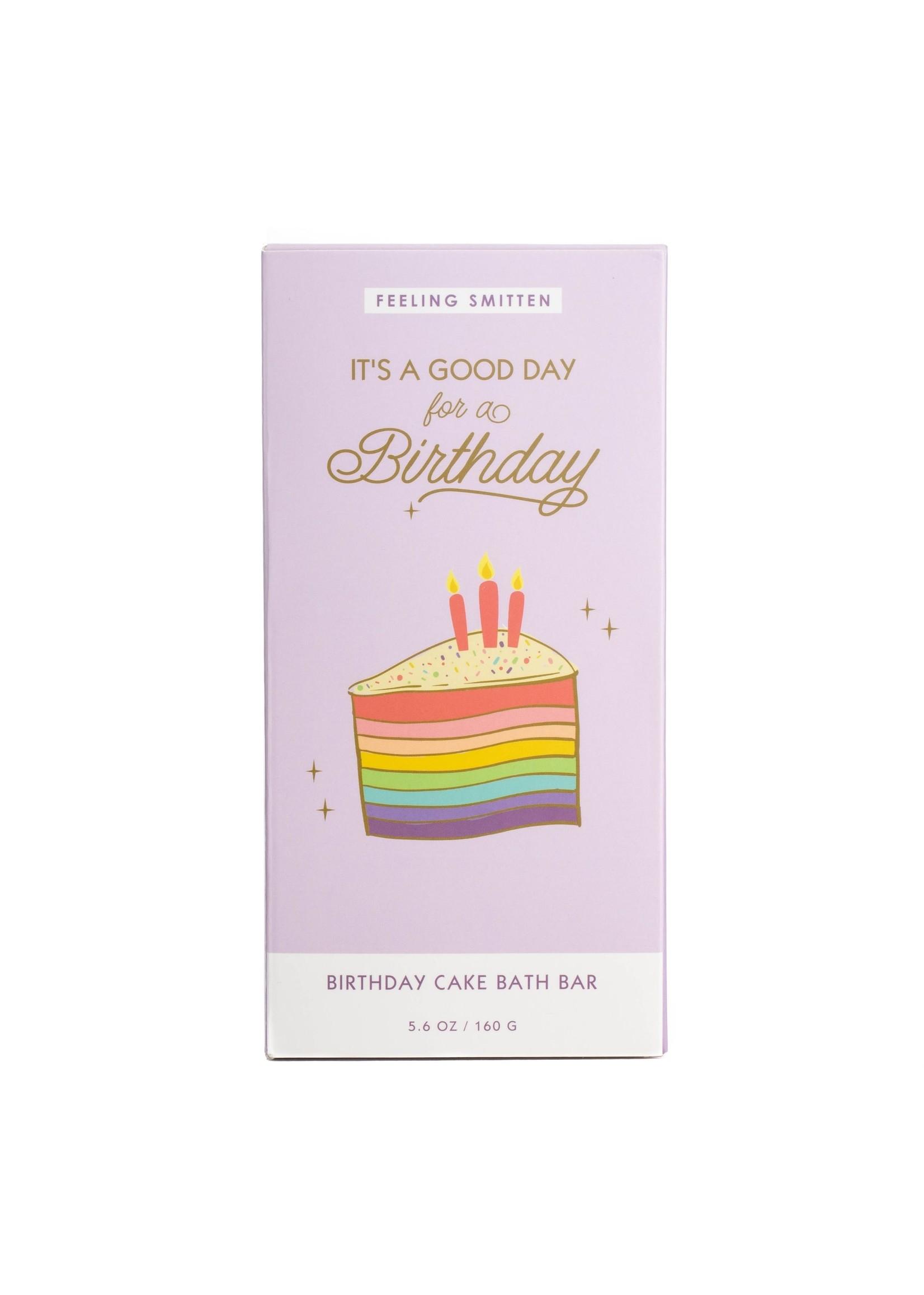Birthday Bath  Bar