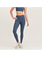 Mono B Laguna Blue High Impact Leggings