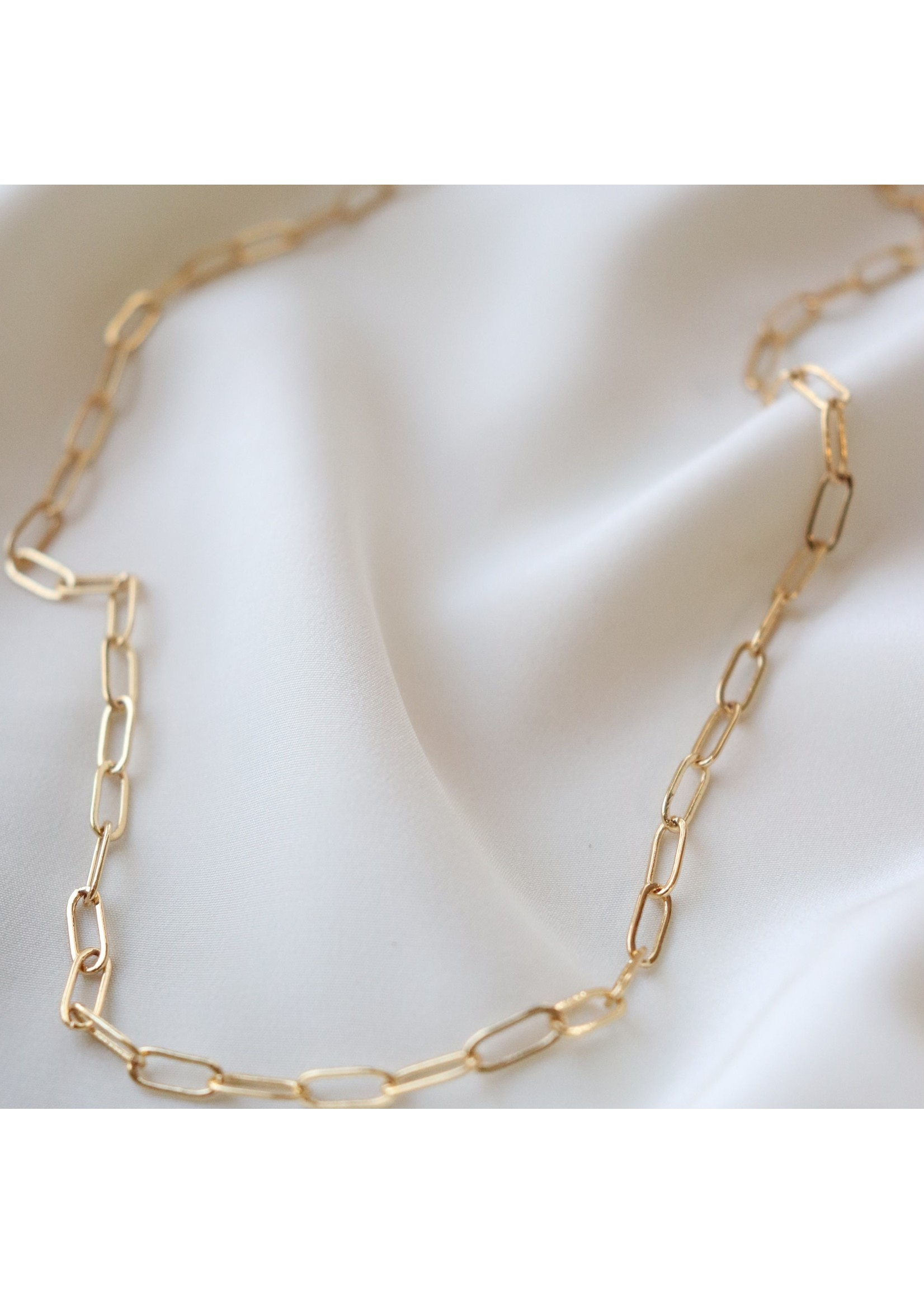 Cedar and Cypress Designs Small Link Chain Necklace