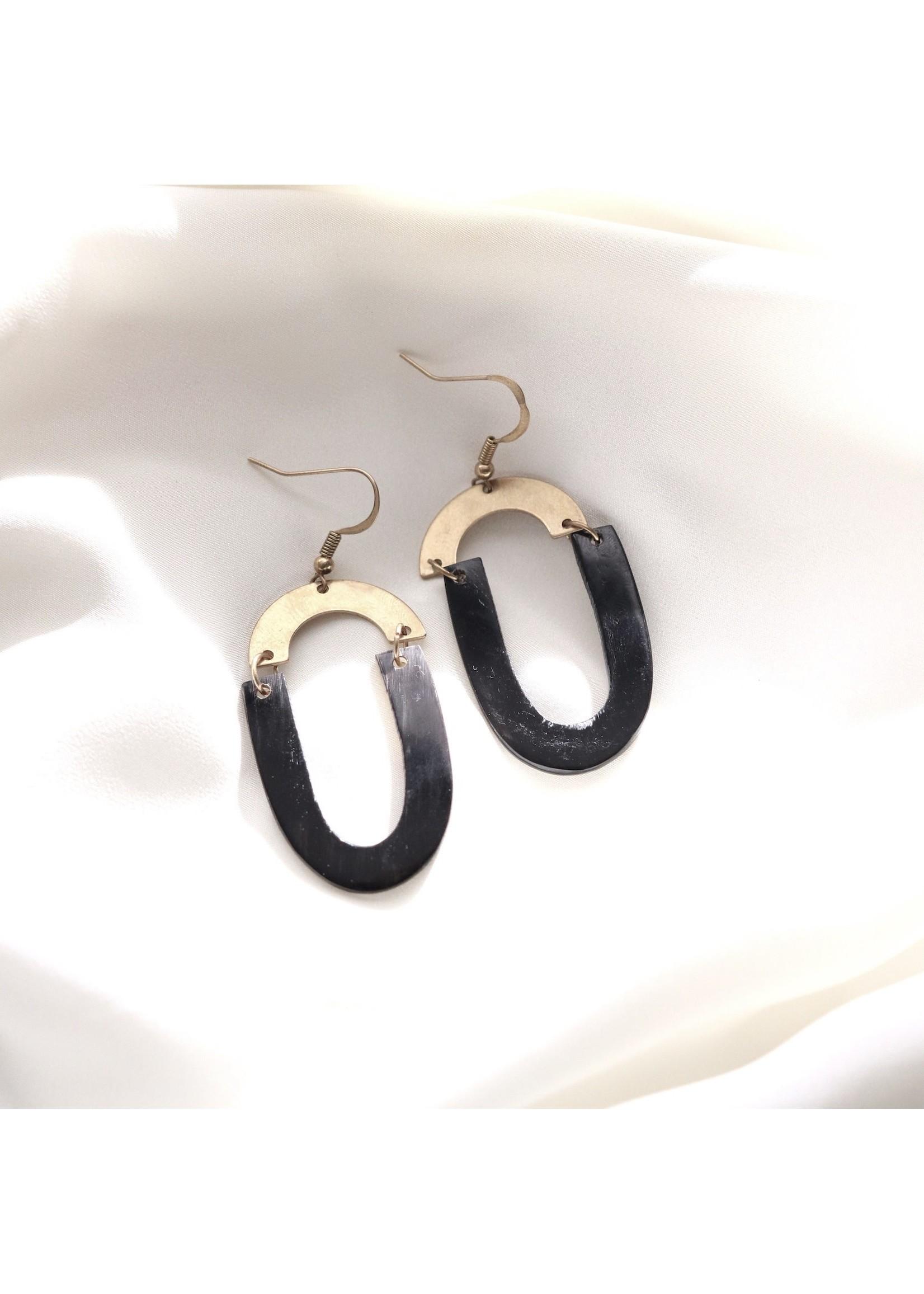 Cedar and Cypress Designs Hailey Earrings