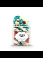 Candy Club Patriotic Gummy Rings