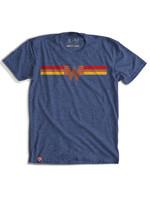 Tumbleweed Texstyles Retro Stripes Whataburger T-Shirt