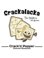 Two Sisters at Home Crackalacka Crack'd Pepper