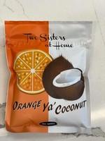 Two Sisters at Home Orange Ya Coconut