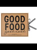 Santa Barbara Design Studio Cheese Board w/ Knives Box