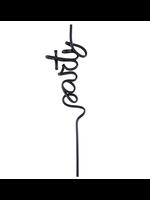 Santa Barbara Design Studio Word Straw-Party
