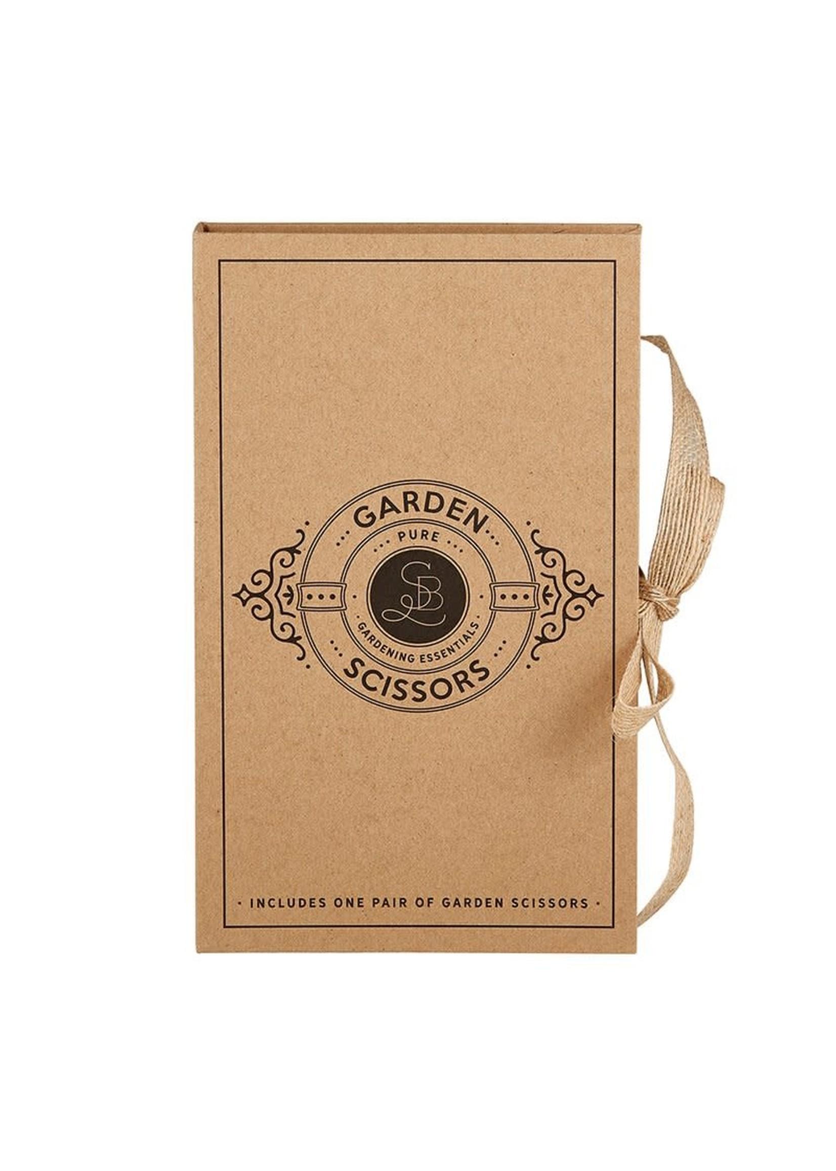 Santa Barbara Design Studio Garden Scissors Gift Set