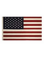 "creative Co-op American Flag 60""L x 36""H"