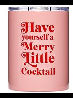 Santa Barbara Design Studio Merry Little Cocktail Tumbler