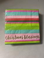 Santa Barbara Design Studio Christmas Blessings Napkins