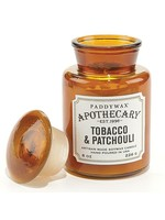 PaddyWax Apothecary Tobacco & Patchouli