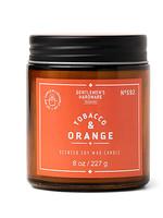 Gentlemen's Hardware Tobacco & Orange Candle 8oz