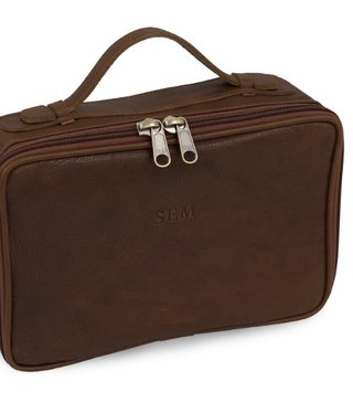 Jon Hart Dopp Kit Leather
