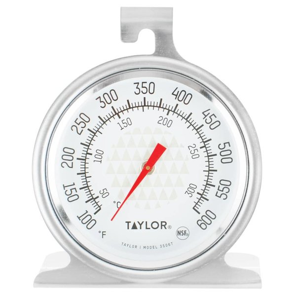 """Taylor Taylor 3506 Dial Oven Thermometer, 2-1/2"""""""