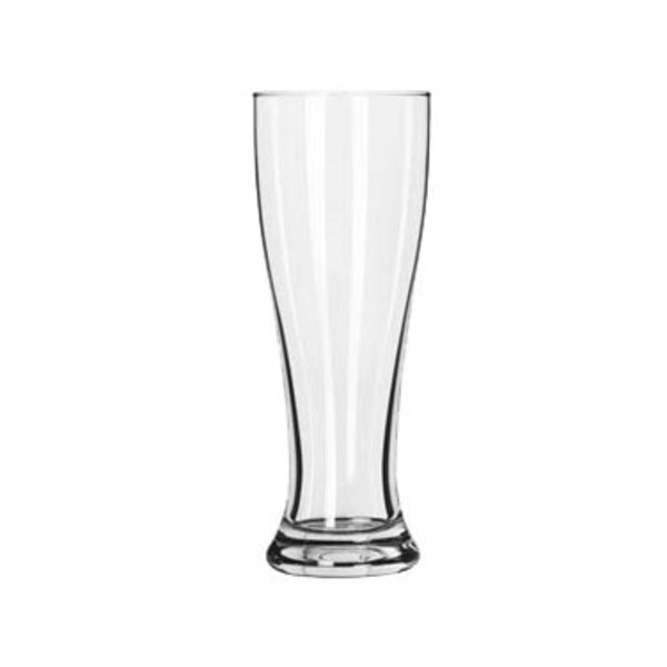 Libbey Libbey 1604 Pilsner Glass Safe Edge 16 oz. - 2 Dozen