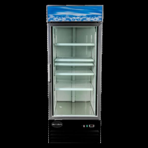 Saba Air Saba Air SM-23R One Section Merchandiser Refrigerator
