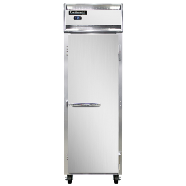 Continental Refrigerator Continental Refrigeration 1F One Section Freezer Self-Contained Refrigeration