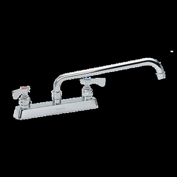 """Krowne Krowne 15-512L 8"""" Center Deck Faucet With 12"""" Spout"""
