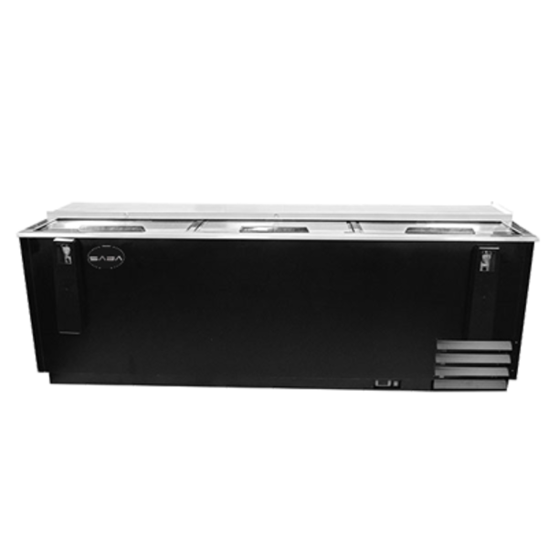 Saba Air Saba Air SBC-95B 95'' Bottle Cooler