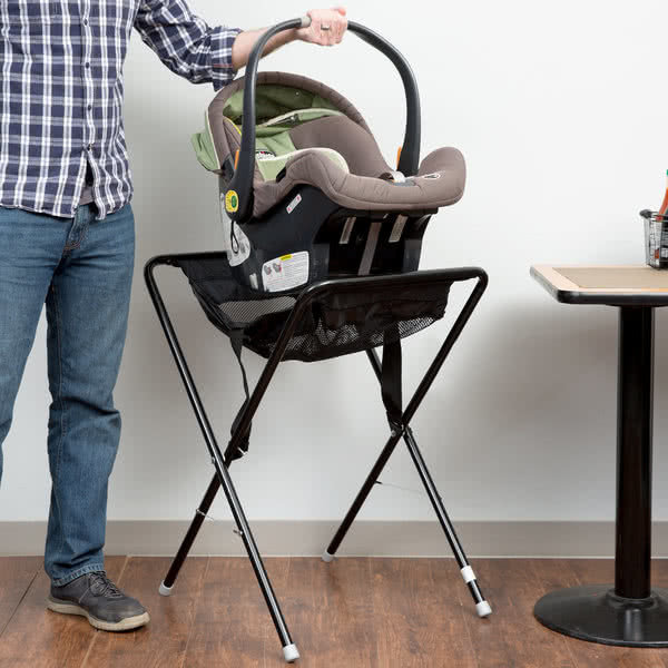 Koala Kare Koala Care Black Assembled Infant Seat Kradle