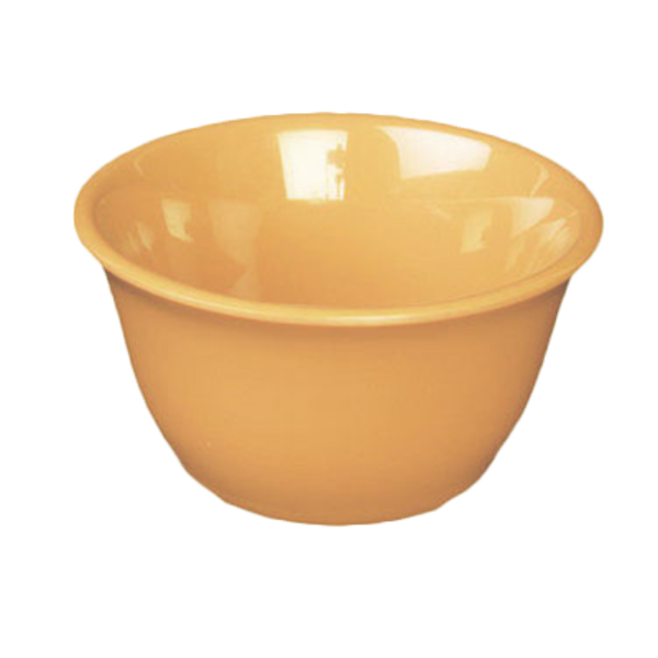 Thunder Group Thunder Group CR303YW Bouillon Cup 7 oz. Yellow