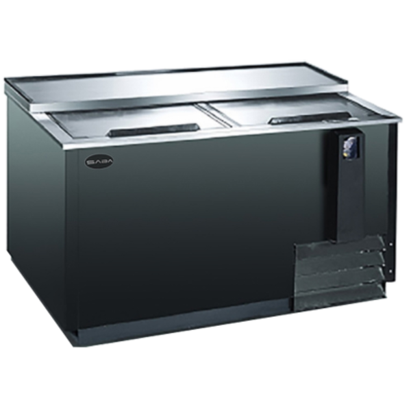 """Saba Air BOTTLE COOLER TWO-SECTION 64-1/2"""""""