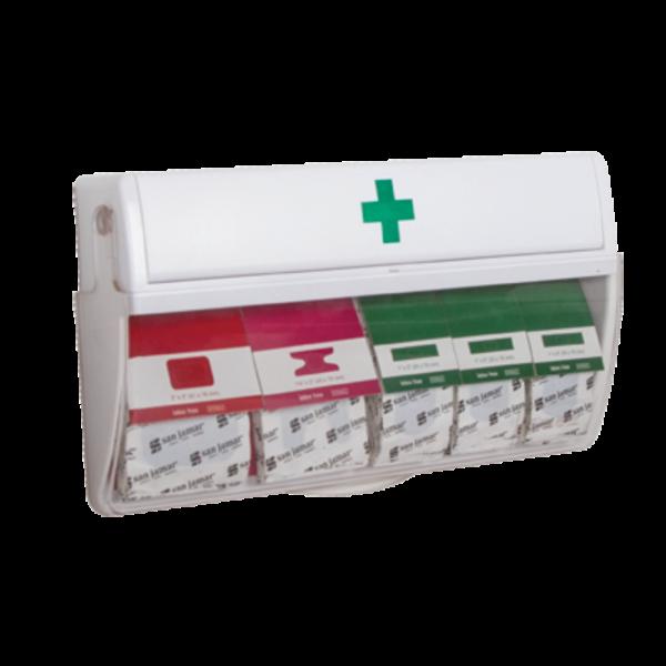San Jamar San Jamar MKBD100 Bandage Dispenser Kit