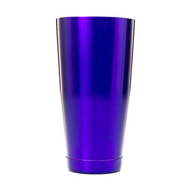 Mercer Mercer M37084PU Cocktail Shaker, 28 oz., Purple Exterior