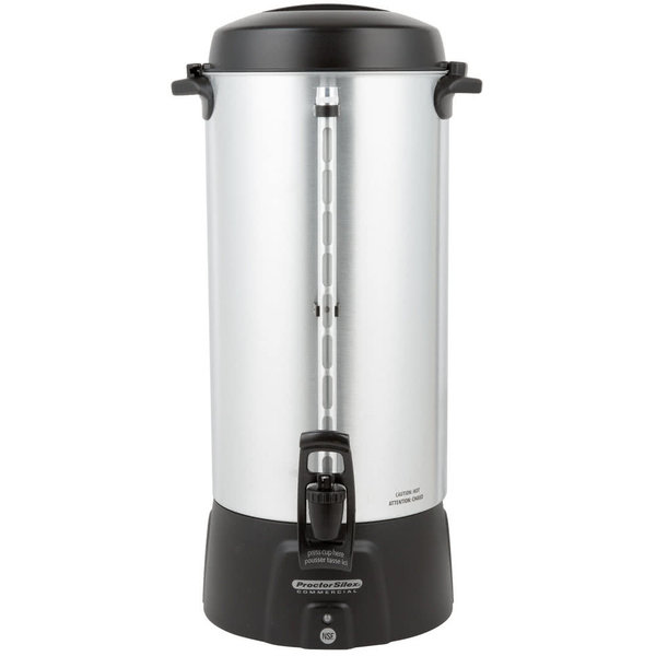 Hamilton Beach Hamilton Beach 45100R Coffee Percolator 100 Cup