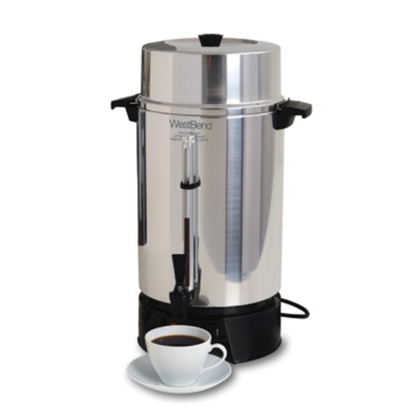 West Bend COFFEE BREWER URN 100 CUP