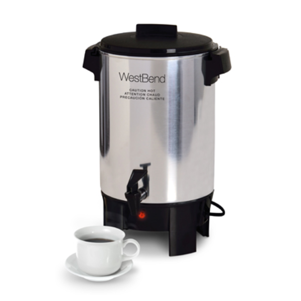 West Bend COFFEE BREWER URN 30 CUP