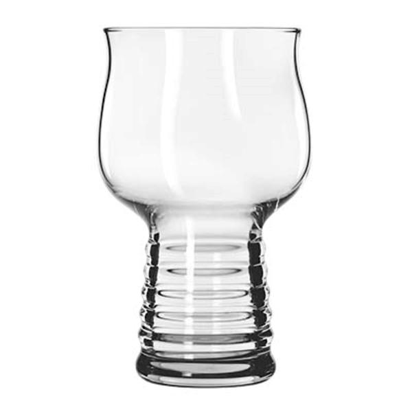 Libbey Libbey 545/ 69292 Cider Glass Flared Top Safe Edge 16 oz. - 1 Dozen