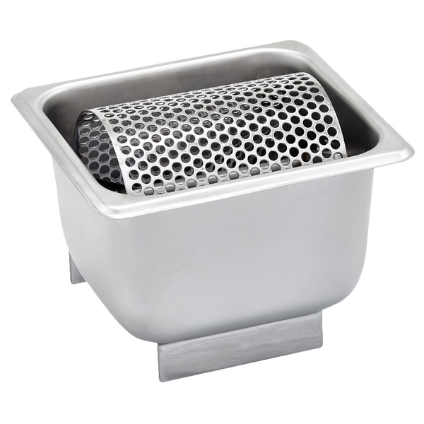 "Winco Winco SPBR-604 Butter Spreader Perforated Roller 7"" x 6 3/8"""