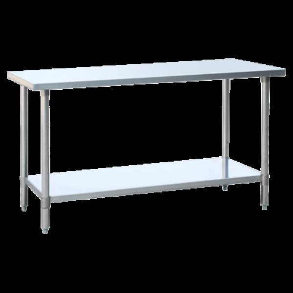 "Atosa Atosa SSTW-2460 MixRite Work Table 60""W x 24""D x 34""H"