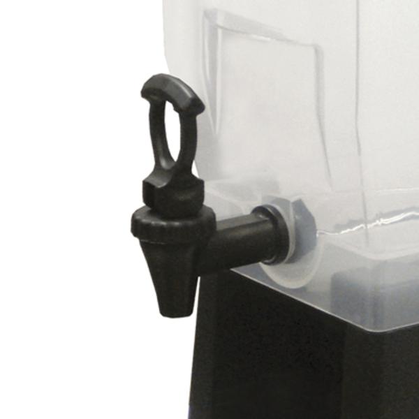 Winco Winco PBD-3-F Faucet for PBD-3, Plastic, Black