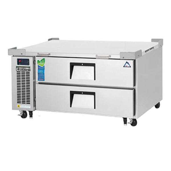 """Everest Everest ECB48D2 Equipment Stand, Refrigerated Base 48"""""""