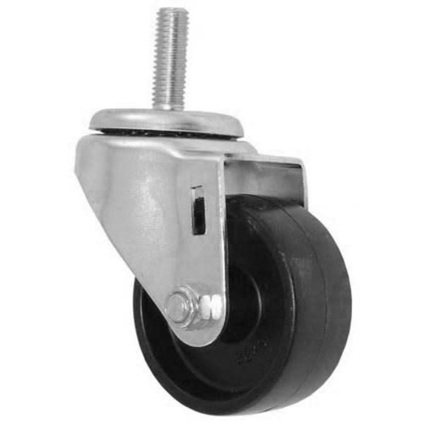 """AllPoints AllPoints 26-3277 Caster Threaded With Out Brake Wheel Size 3"""""""