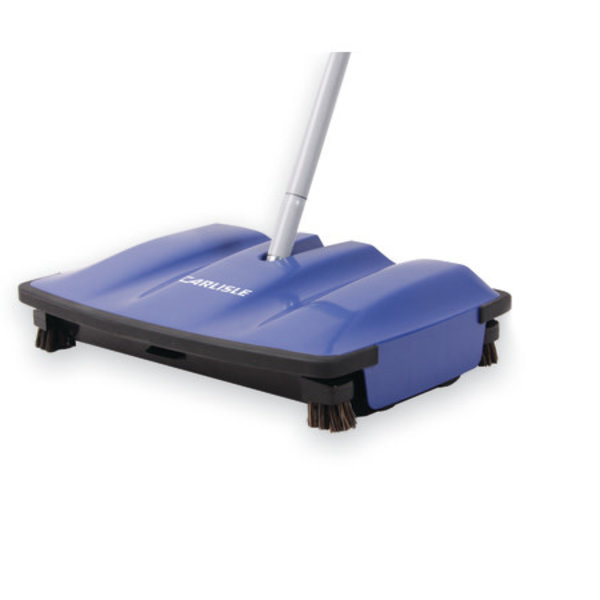 "Carlisle Carlisle 3640014 Multi-Surface Duo-Sweeper 12""W Low Profile"