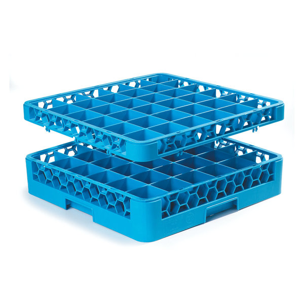Carlisle Carlisle RG36-114 OptiClean Compartment Glass Rack with Extender
