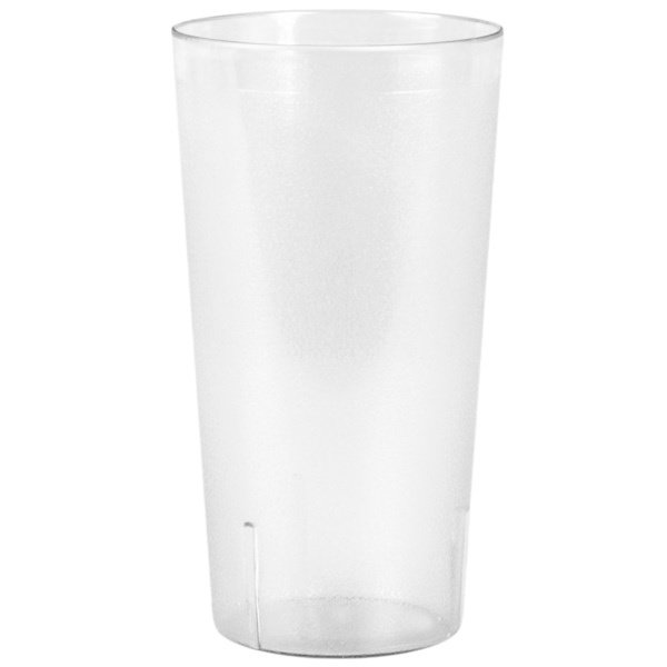 Thunder Group Thunder Group 32 oz. Clear Tall Plastic Tumbler - 12/Pack