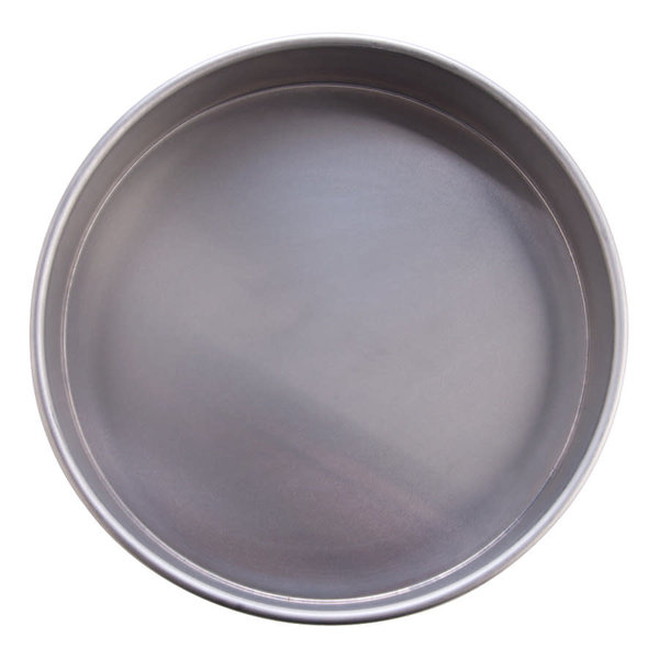 American MetalCraft American MetalCraft A80091.5 Standard Weight Straight Sided Cake / Deep Dish Pizza Pan