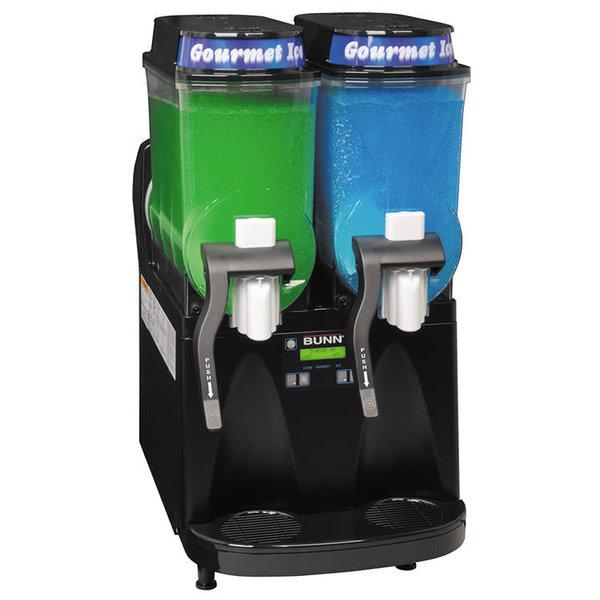 Bunn Bunn 34000.0080 ULTRA-2 Frozen Drink Machine, Counter Model, (2) 3 gal.