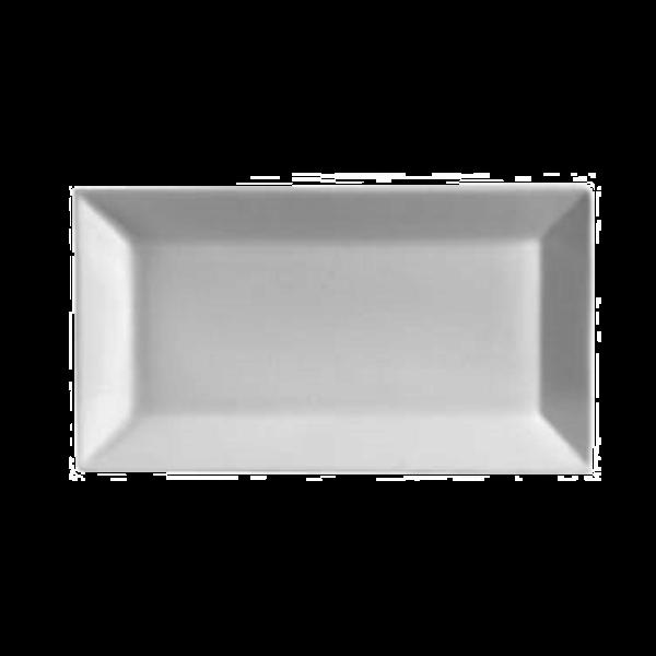 C.A.C China C.A.C KSE-51 Kingsquare Platter, Rectangular