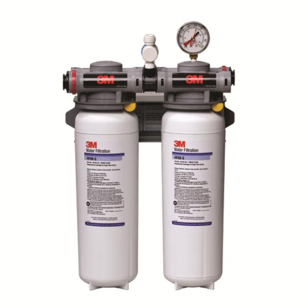 3M Company ICE260-S Cartucho Doble de Sistema de Filtracion de Agua para Maquinas de Hielo