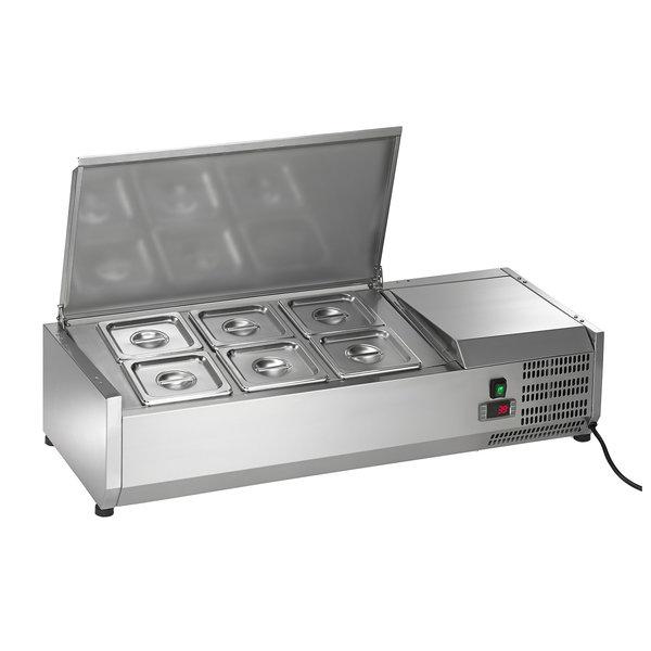 "Arctic Air Arctic Air ACP40 Refrigerated Countertop Prep Table, 39.5"""