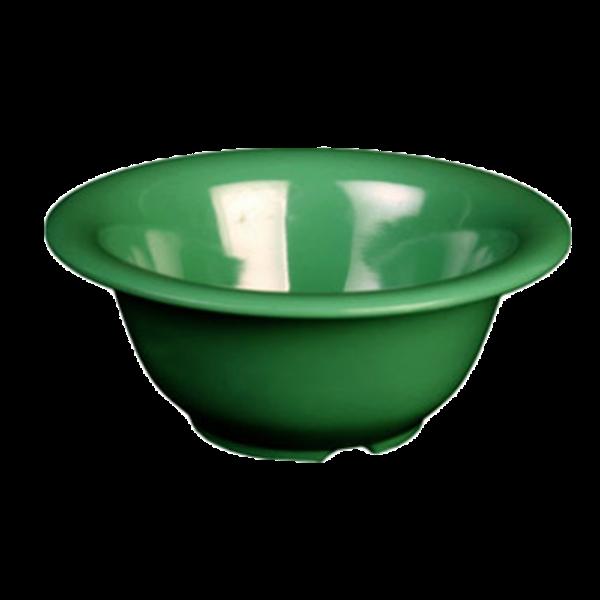 """Thunder Group Thunder Group CR5510GR  Melamine Soup Bowl, 10 oz,, 5.5"""", Green"""