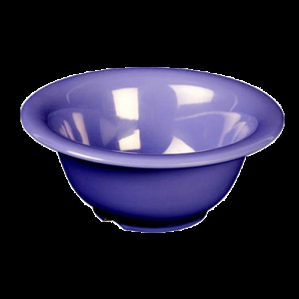 "Thunder Group Thunder Group CR5510BU Melamine Soup Bowl,10 oz., 5.5"", Purple"