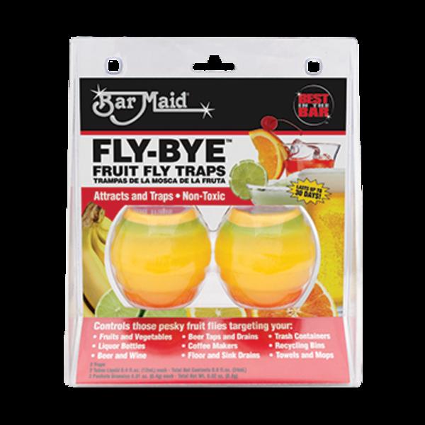 Bar Maid Bar Maid FLY-BYE Fruit Fly Trap