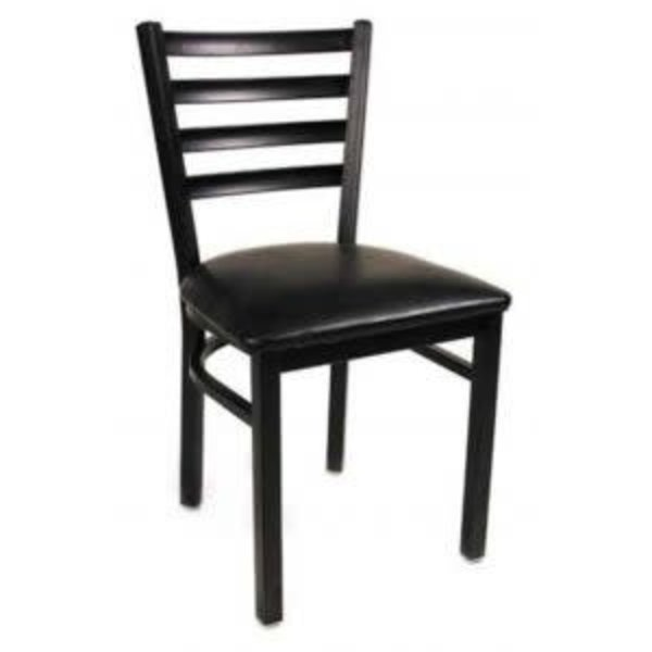 MKLD Furniture MKLD M841 Chair Black Metal Frame